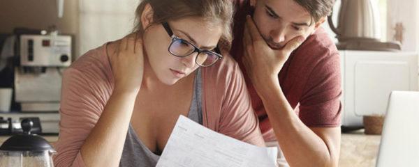 Difficultés financières
