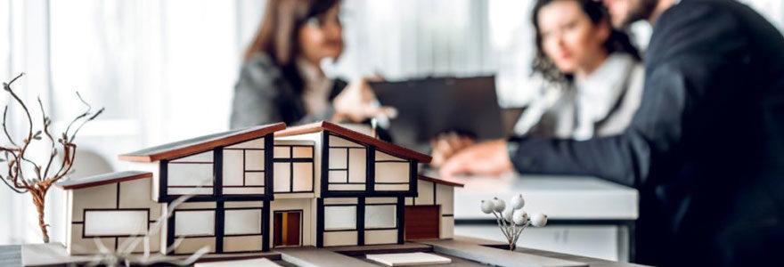 Agence immobilière indépendante